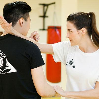 SGU Kampfkunstschulen Wing Tsun für Erwachsene