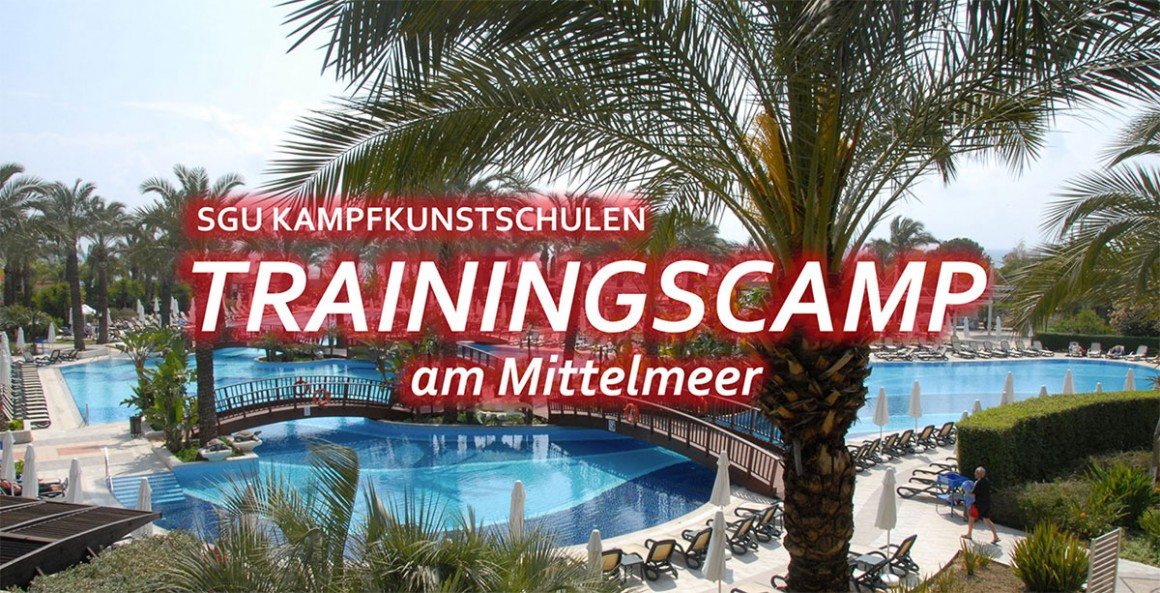 SGU CAMP 2019 auf Mallorca; Sommer, Sonne, Training…