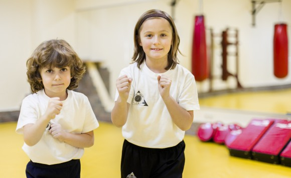 Selbstverteidigung für Kinder und Jugendliche